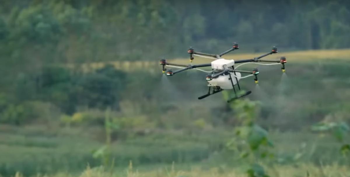 Drone para combate a dengue, combate a dengue com drone