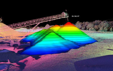O uso dos drones na topografia